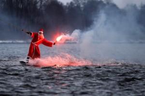 waveboard santa
